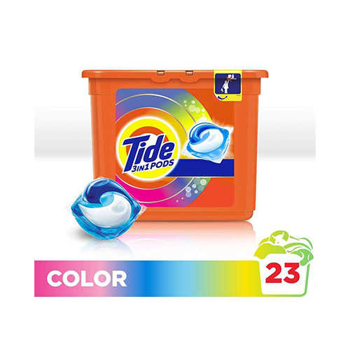 TIDE AUTOMAT COLOR ДЛЯ ЦВЕТНЫХ ТКАНЕЙ (23 Х 24.8 ГР.)
